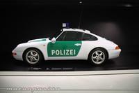 Porsche 911 para la policía