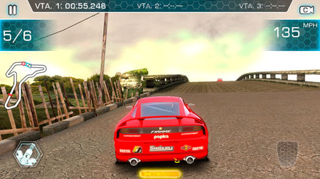 Ridge Racer Slipstream llega a Android convertido en un F2P