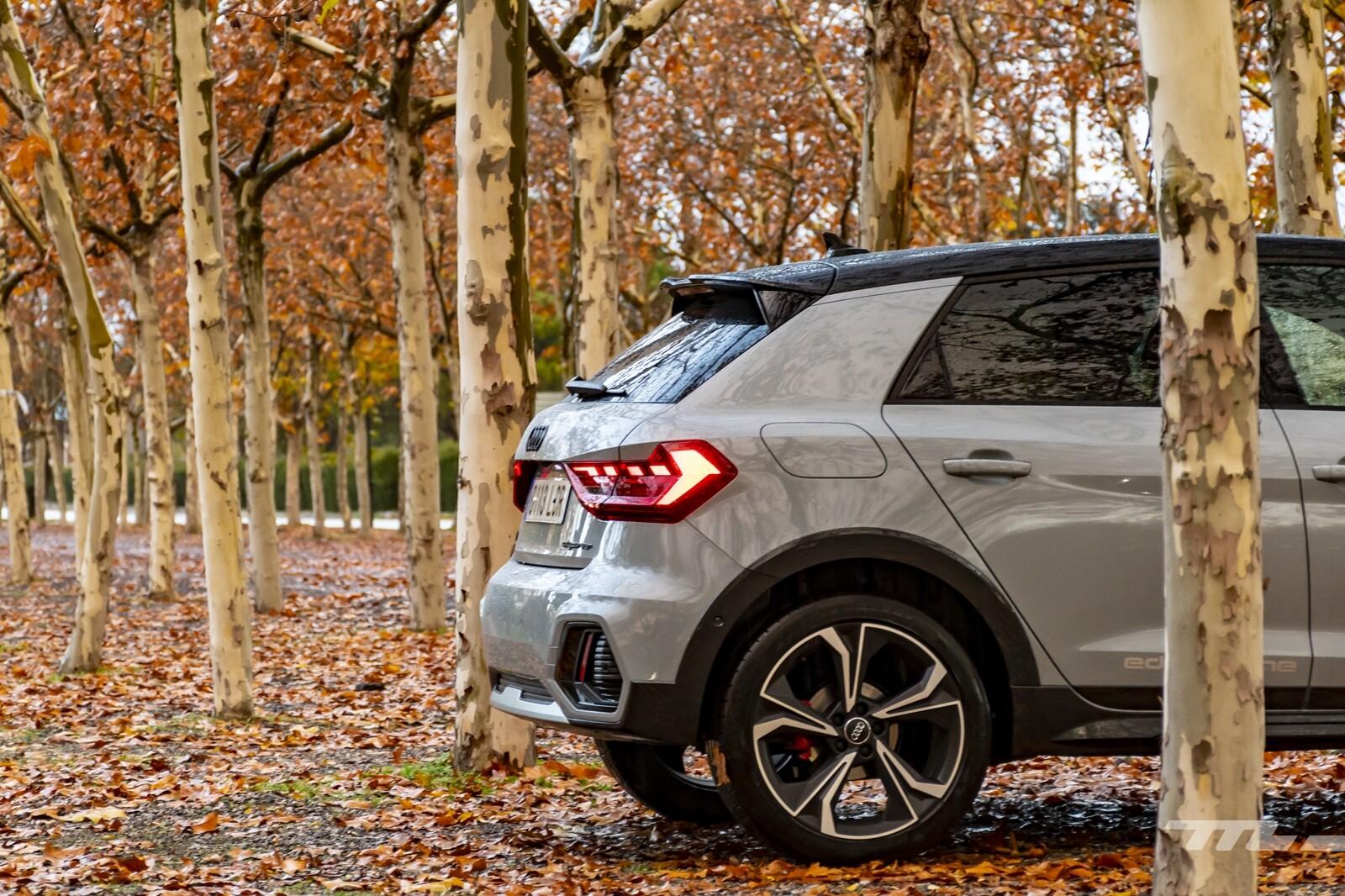 Foto de Audi A1 Citycarver 2020 prueba (36/39)