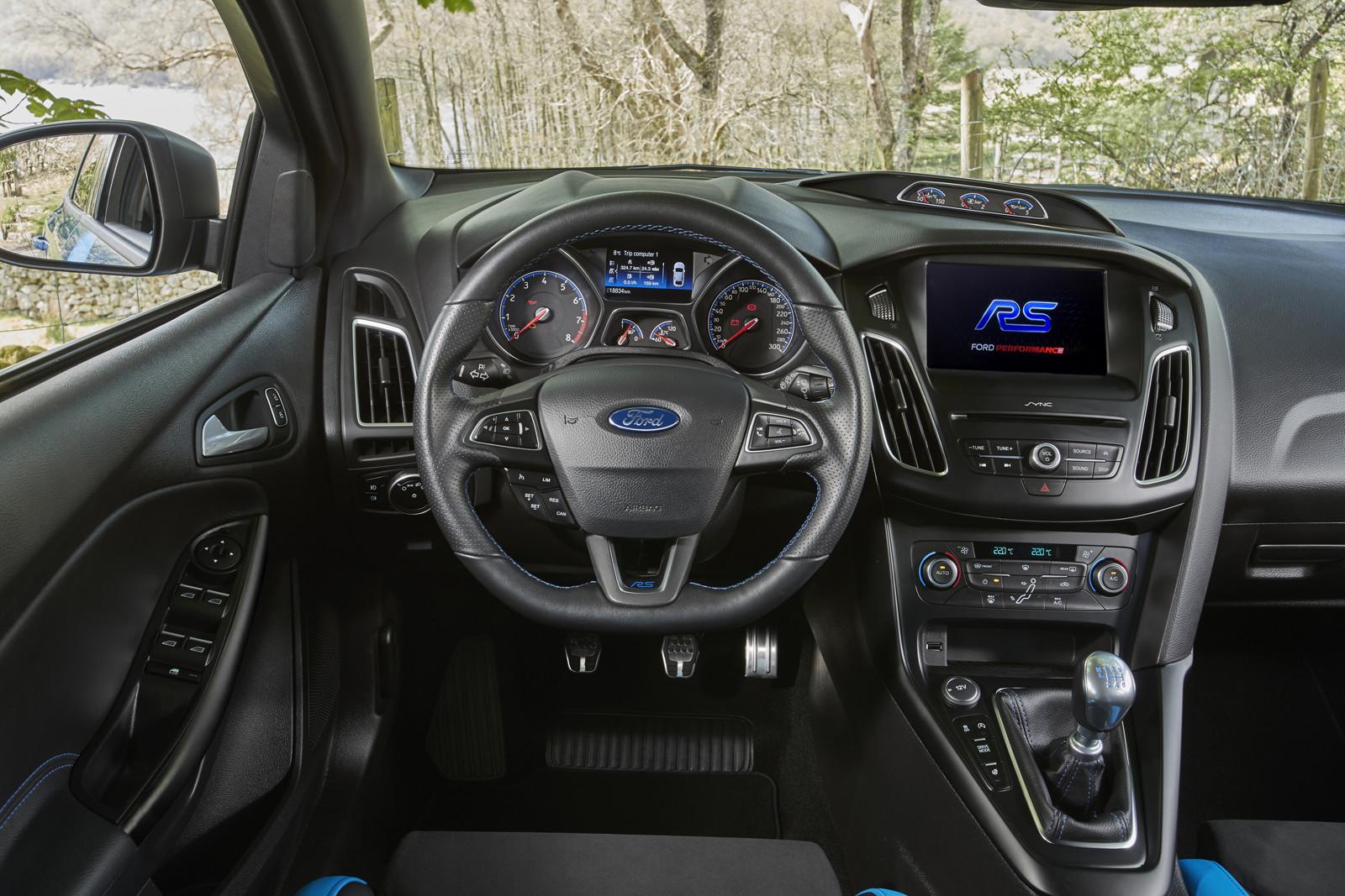 Foto de Ford Focus RS Performance Pack (prueba) (12/23)
