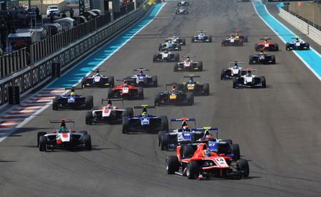 La GP3 anuncia su calendario para la temporada 2014