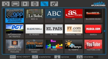 Blusens web:tv no se detiene