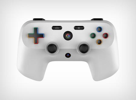 Este es la patente del mando con el que Google y su Project Stream quieren conquistar el mundo de los videojuegos