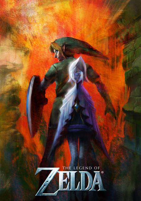 Zelda Wii E3 2009