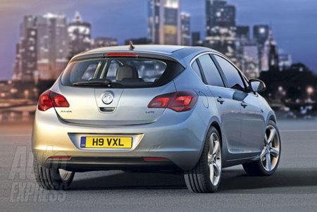 Opel Vauxhall Astra