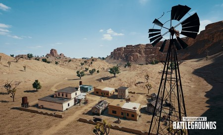 Miramar, el segundo mapa de PUBG, ya está disponible en su versión para Xbox One
