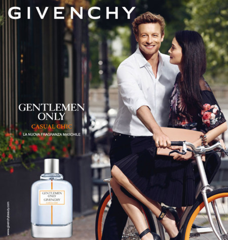Givenchy Gentlemen Only Casual Chic Fragrance Campaign Simon Baker