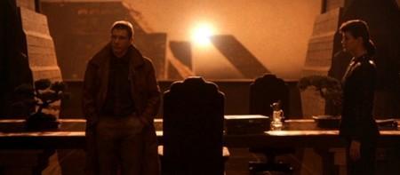 Blade Runner interior