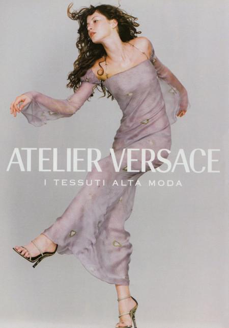 1999, Atelier Versace