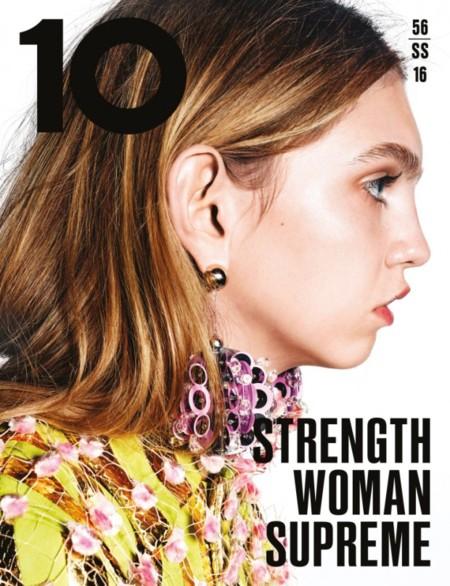 1O Magazine S/S 2016