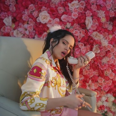 Nuevo hito para 'Con Altura' de Rosalía: es el videoclip más visto de 2019 en YouTube España y el segundo a nivel mundial