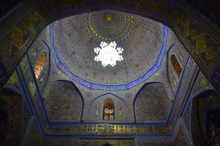interior mausoleo Tarmelán