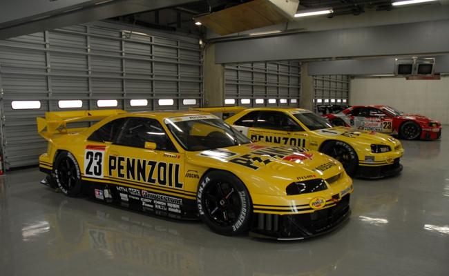 Nissan Skyline GTR - R34 Súper GT