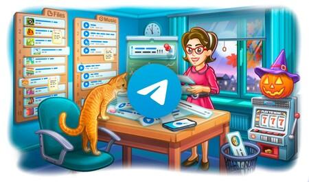 Telegram se actualiza con múltiples mensajes fijados, listas de reproducción y más mejoras