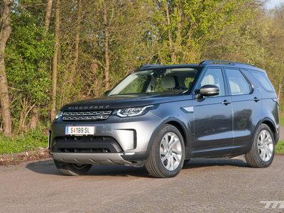 Land Rover Discovery 2017, primer contacto: un siete plazas más cómodo, más todoterreno y con más tecnología