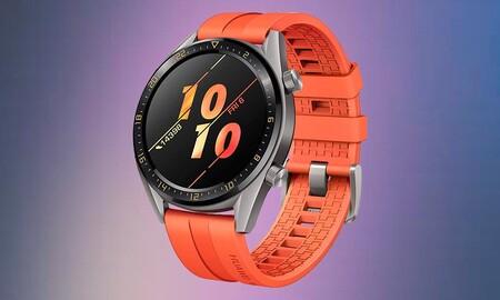 Enorme autonomía a precio minúsculo: el smartwatch Huawei Watch GT Sport ahora por sólo 69 euros en MediaMarkt