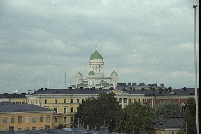 Ciudad calidad vida: Helsinki