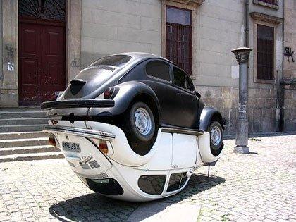 El Ying-Yang según Volkswagen