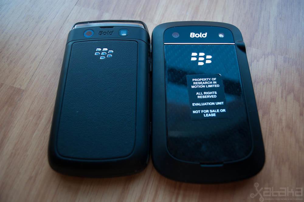 Blackberry Bold 9900, análisis