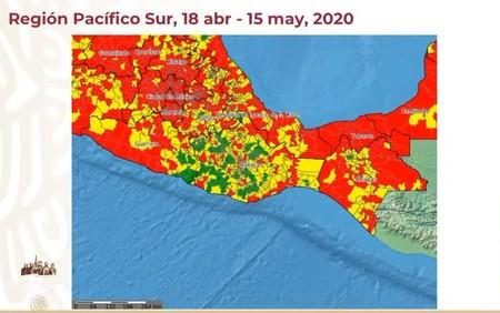 """Estos son los 324 """"municipios de la esperanza"""" en México que  podrán reanudar actividades el 18 de mayo, en """"la nueva normalidad"""""""