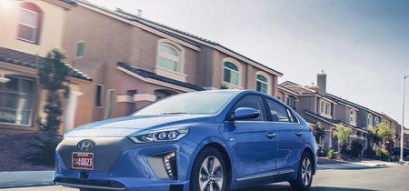 Saluda al Hyundai Concept Ioniq autónomo, que es autónomo aunque no lo parezca