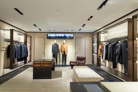 Ermenegildo Zegna inaugura el exclusivo Couture Room
