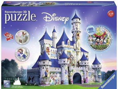 Puzzle en 3D del Castillo de Disney, rebajado de 55,58 euros a sólo 41,50 euros y envío gratuito