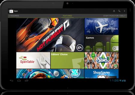 Google Play, la tienda de contenidos de Google