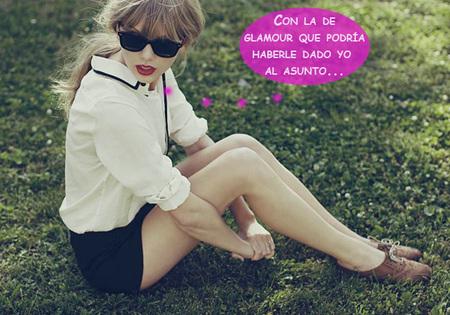 Taylor Swift, no se puede ser la mejor en todo: ni siquiera en 'Los Miserables'