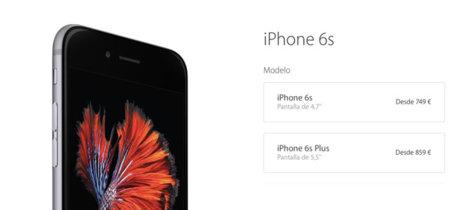 Las Apple Stores Online en España y México ya están listas para los iPhone 6s y 6s Plus
