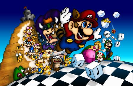 ¿Cómo sería jugar los 90 niveles de Super Mario Bros. 3 a la vez? Un vídeo nos muestra el resultado