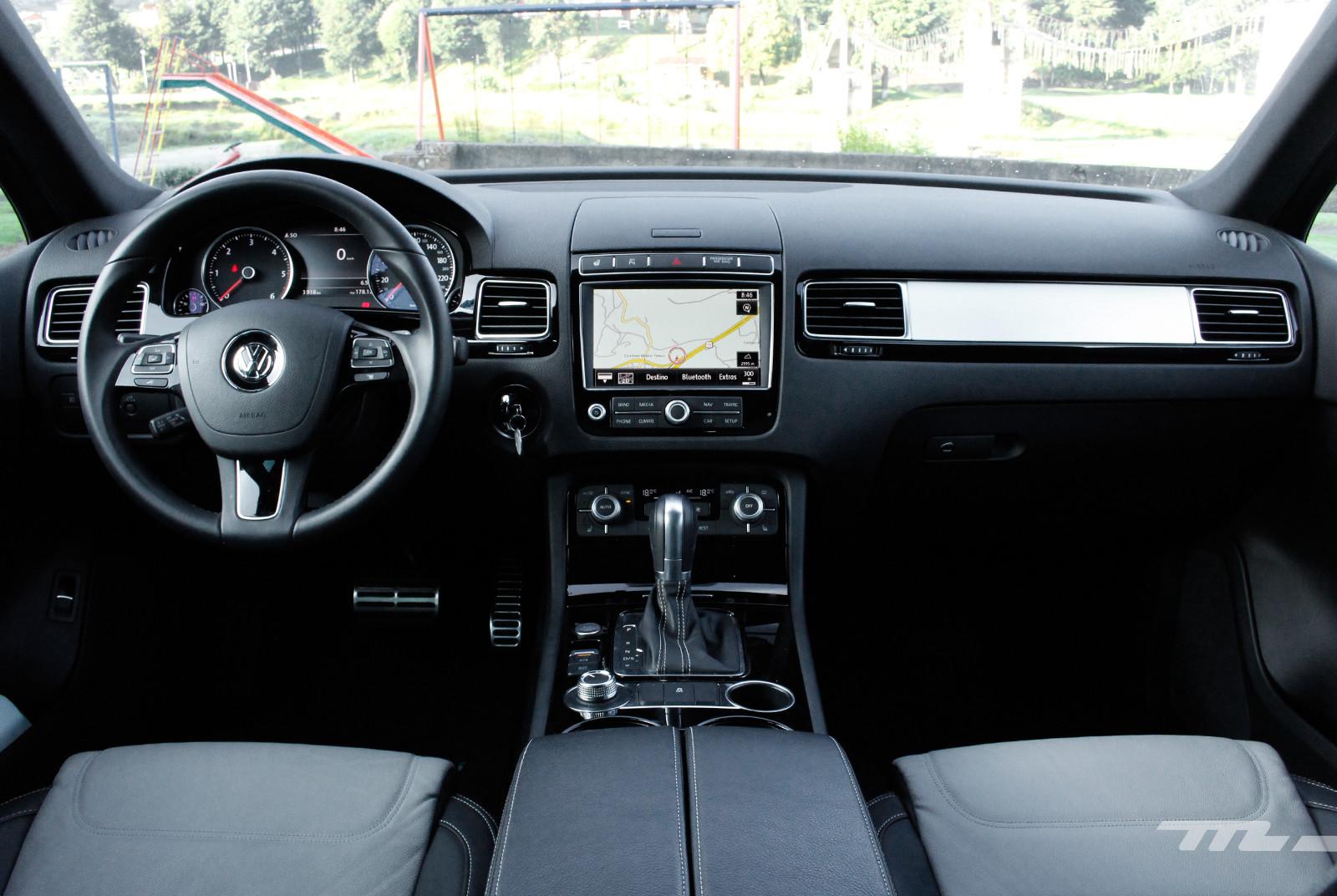 Foto de Volkswagen Touareg TDI Wolfsburg Edition (7/16)