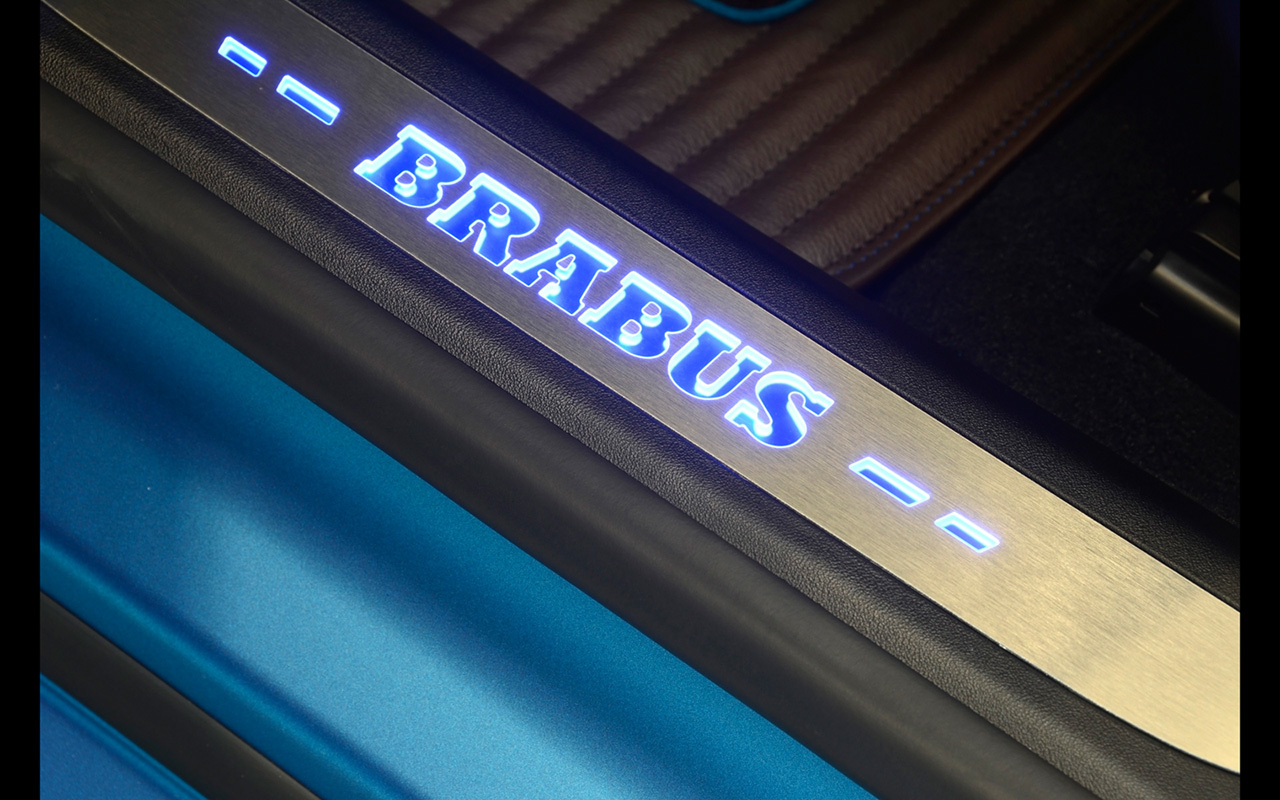 Foto de Brabus Tesla Model S P85D (21/23)
