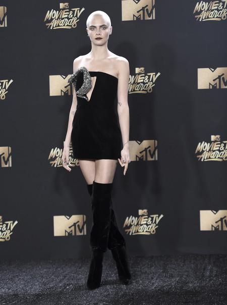 Cara Delevingne mtv movie awards