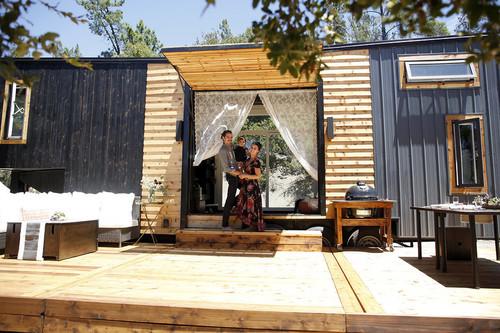 ¿Una mini casa sin renunciar a las tendencias? Esta mini casa en California nos demuestra que sí es posible