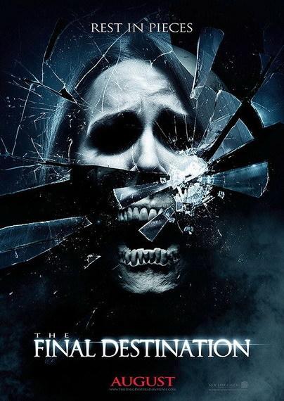 'The Final Destination', primer cartel