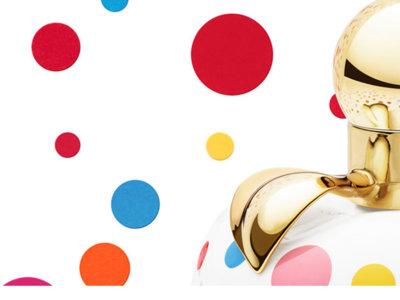 Para celebrar su 10 aniversario, el perfume Nina de Nina Ricci se rocía con una lluvia de confeti