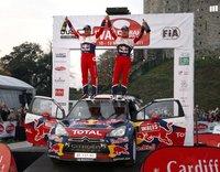 Octavo título para Sébastien Loeb