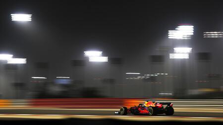 Verstappen Sakhir F1 2021