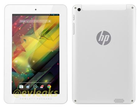 La nueva tablet de HP con Android se deja ver