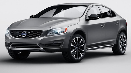 Volvo S60 Cross Country, en el Salón de Detroit