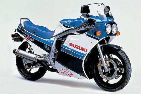 Suzuki Gsxr 750 1986 1