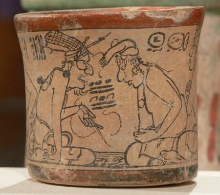 ¿Los mayas inventaron los cómics? Lingüista danés cree que sí