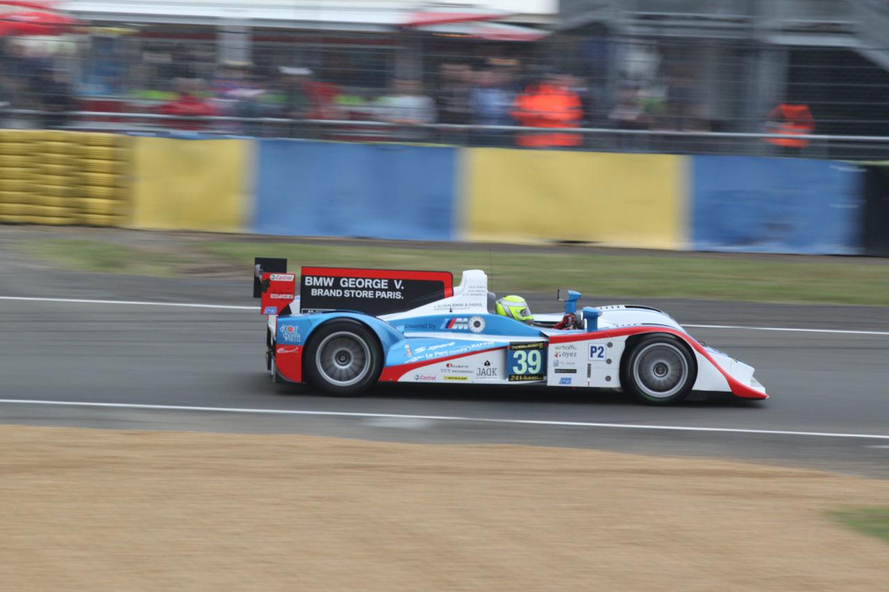 Foto de 24 horas de Le Mans 2013: 24 horas, 24 fotos (35/48)