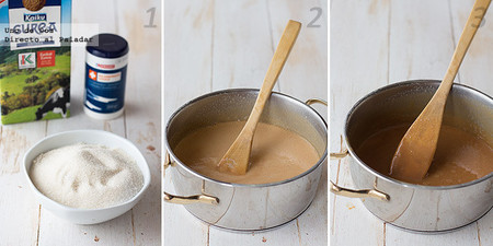 Receta de dulce de leche casero paso a paso