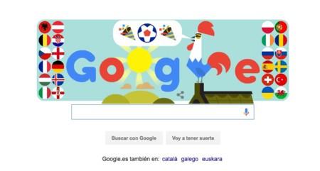 Eurocopa 2016: Google te ayuda a seguir los partidos, y Microsoft directamente los predice