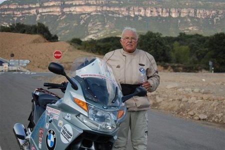 Despedida a los 70 años con 1.000 kilómetros sin parar