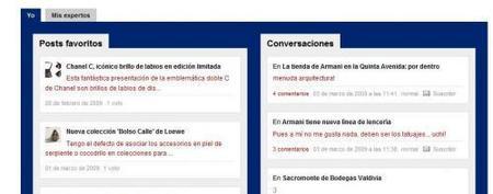Descubre la nueva página de usuario en Embelezzia