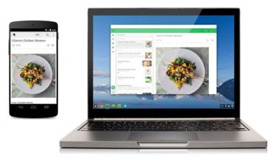 Llegan las primeras aplicaciones de Android a los Chromebooks