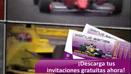 Renault te invita a las World Series